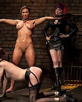 Lesbian Slave Training .Featured Trainer Goddess Soma