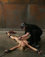Pain slut punished!